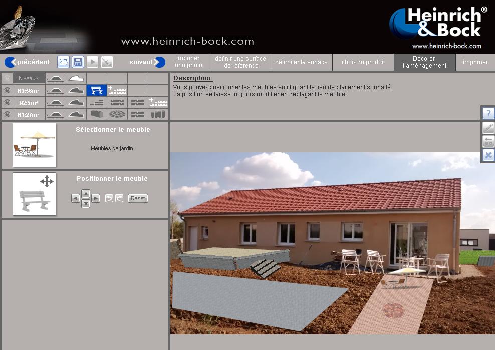 test logiciel jardivision de heinrich bock logiciels jardins le guide. Black Bedroom Furniture Sets. Home Design Ideas